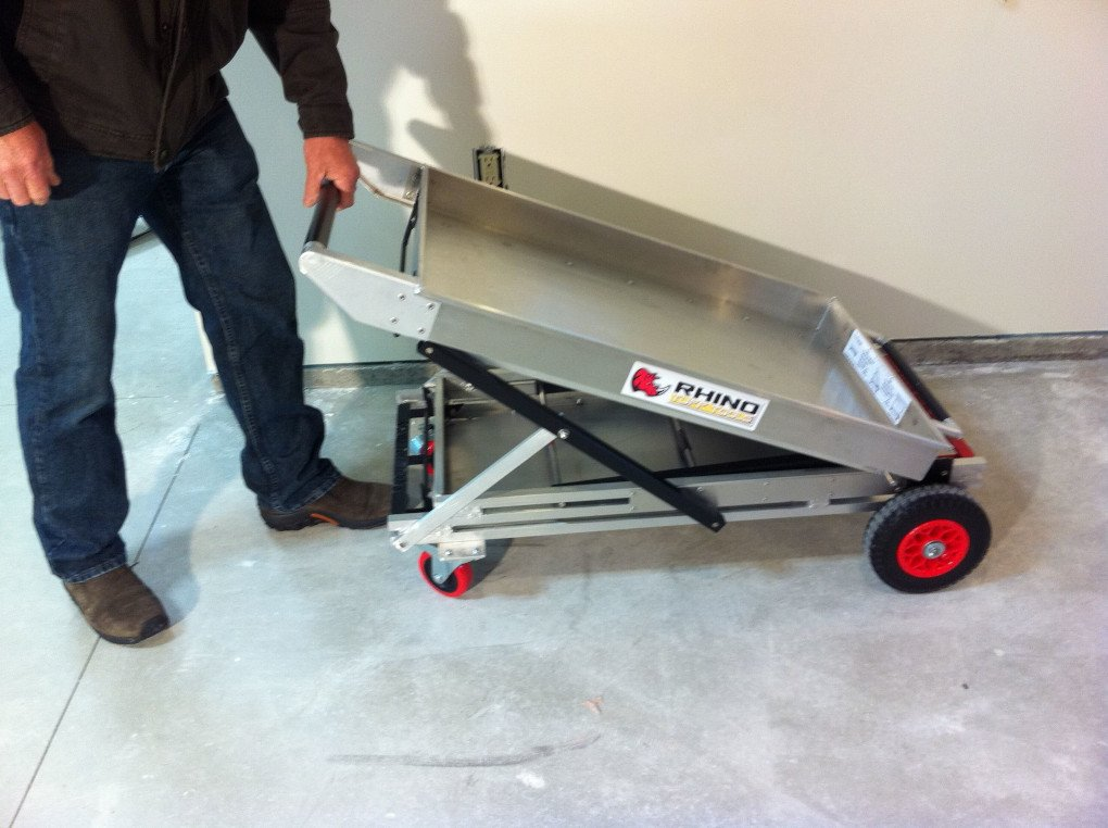 Collapsible Utility Cart 4