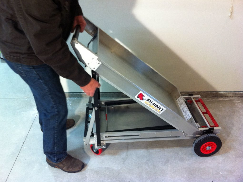 Collapsible Utility Cart 5