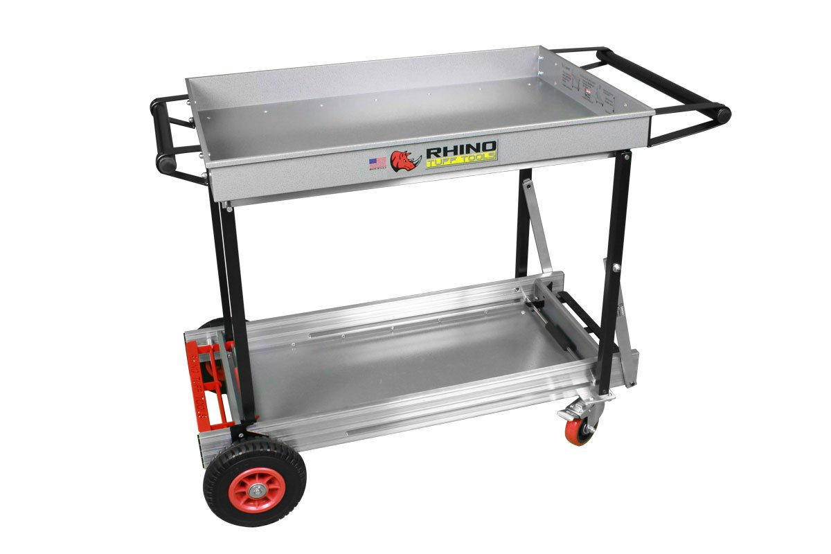 Foldable Tool Cart 1