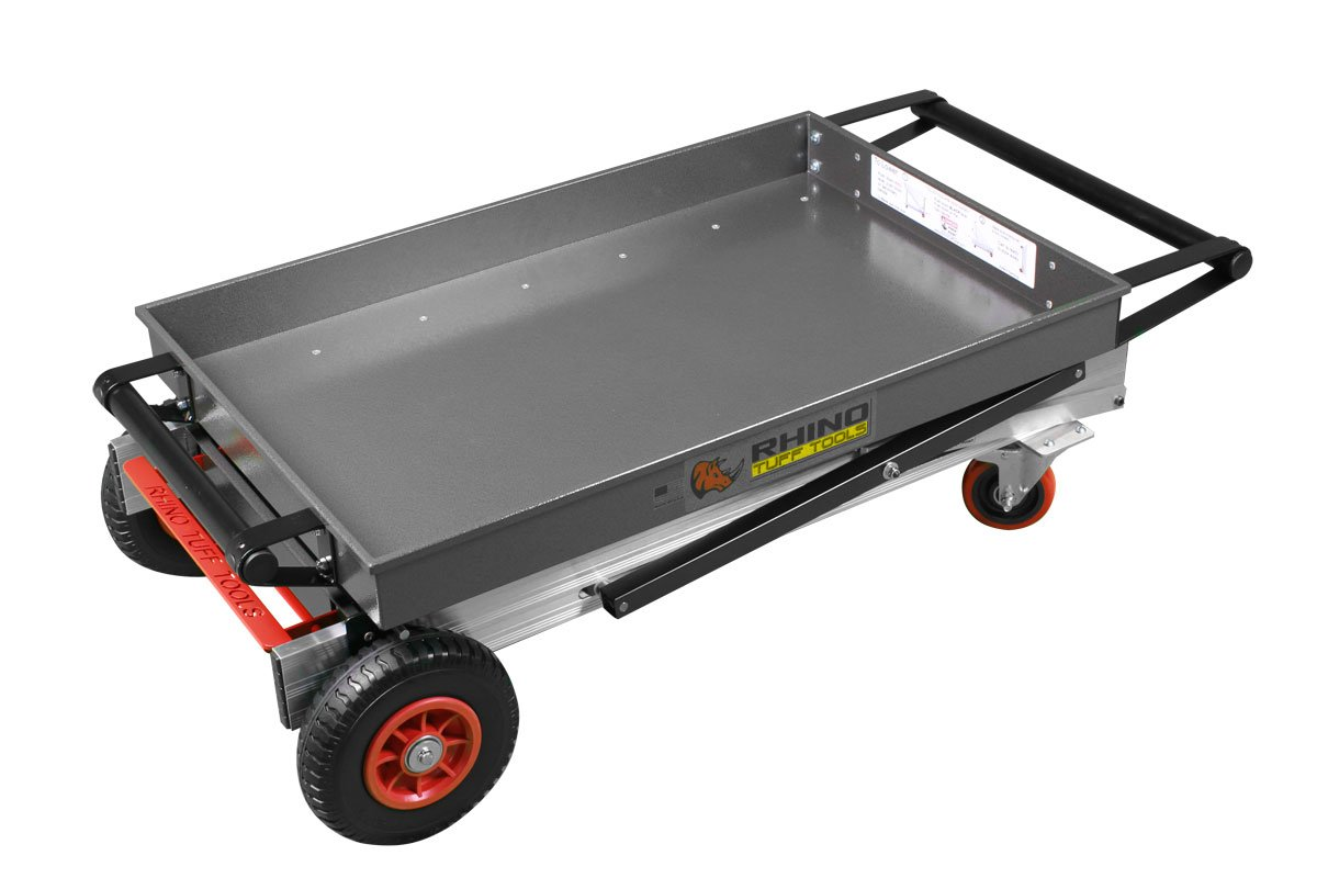 Foldable Tool Cart 3